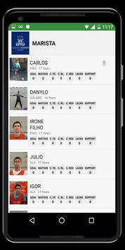 5 Schermata Coppa Facile, Organizzatore di tornei