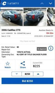 Copart – Salvage Car Auctions apk screenshot