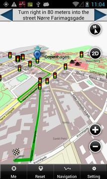 Copenhagen Map apk screenshot
