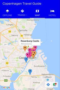 Copenhagen Travel Guide screenshot 3