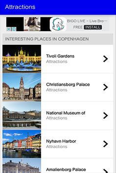 Copenhagen Travel Guide screenshot 1