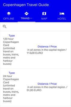 Copenhagen Travel Guide screenshot 4