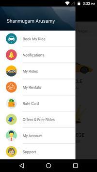 QLimo - Limousine & Car Rental screenshot 6