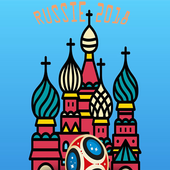 World Cup Russia Travel Guide 2018 icon