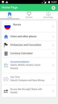 World Cup Russia Travel Guide 2018 apk screenshot