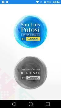 Convención Coppel poster