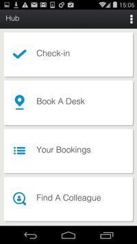 Condeco Mobile Desk Booking apk screenshot