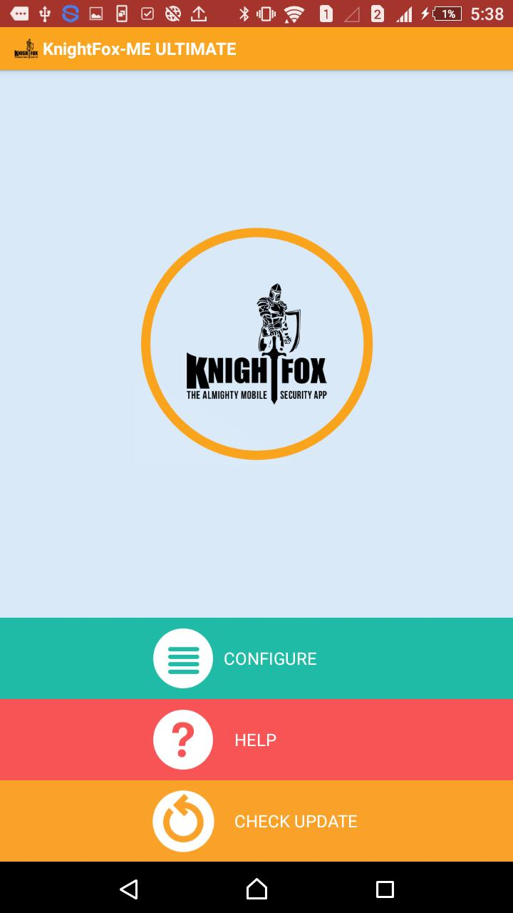 KnightFox-ME Ultimate poster
