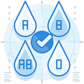 Blood Type Guide icon