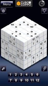 Coppo's Cube - Logic Game Sudoku 3D apk screenshot