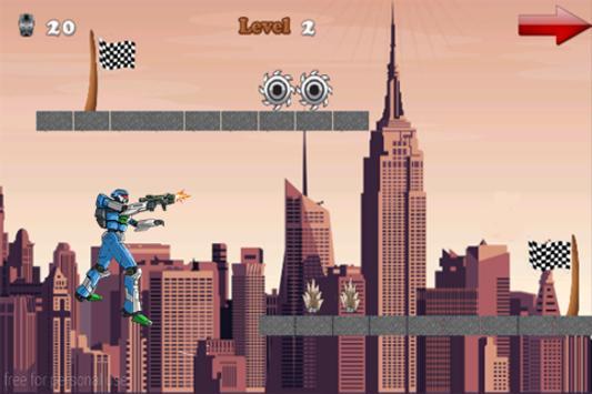 Robo Cop Hero poster