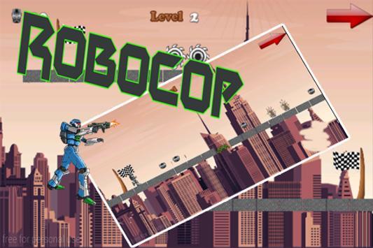 Robo Cop Hero apk screenshot
