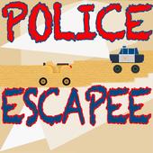 Police Escapee icon