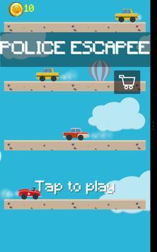 Police Escapee apk screenshot