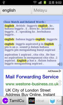 Semua Kamus Inggeris screenshot 1