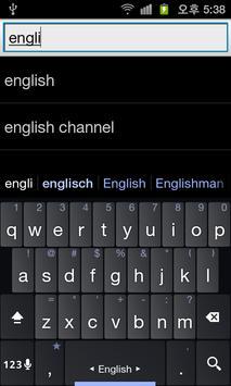 جميع قاموس الإنجليزية apk screenshot