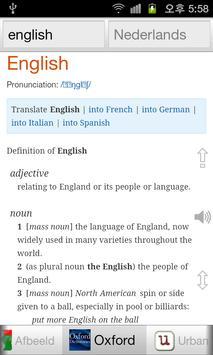 Alle Engels Woordenboek screenshot 3