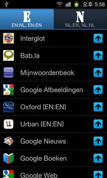 Alle Engels Woordenboek screenshot 4
