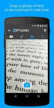 Copyleaks screenshot 1