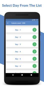 7 Day Diabetic Diet Plan: Diabetic Patients Diet screenshot 1
