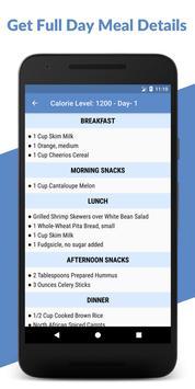7 Day Diabetic Diet Plan: Diabetic Patients Diet screenshot 2