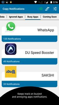 Copy Notifications apk screenshot