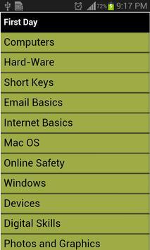 learn computer in 30 days screenshot 1