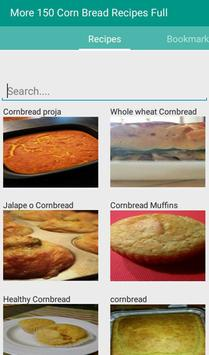 Corn Bread Recipes Full screenshot 1