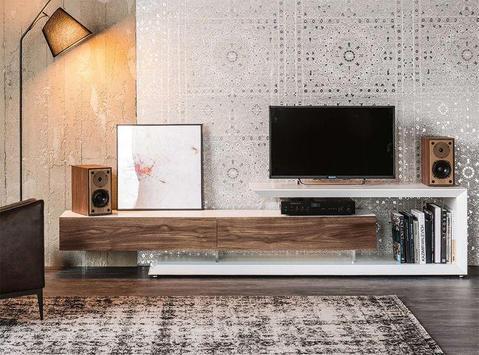 corner tv stand ideas imagem de tela 7