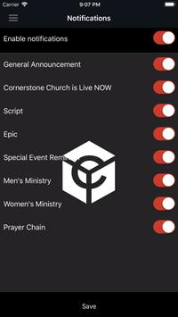 Cornerstone Church Chowchilla screenshot 2