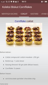 Koleksi Biskut Cornflakes poster
