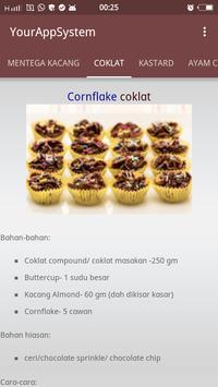 Koleksi Biskut Cornflakes screenshot 3