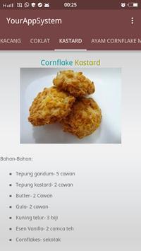 Koleksi Biskut Cornflakes screenshot 4