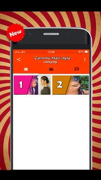 Cornrow Mode 100+ screenshot 12