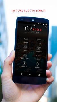 Touryatra apk screenshot