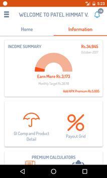 Veritas Insurance apk screenshot