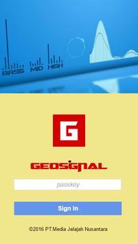Geosignal Poster