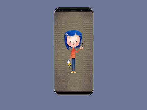 New Coraline Wallpapers HD apk screenshot