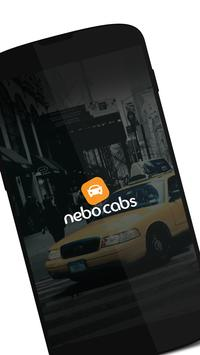 nebocabs poster