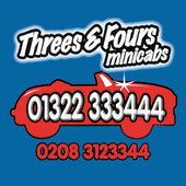Threes & Fours icon