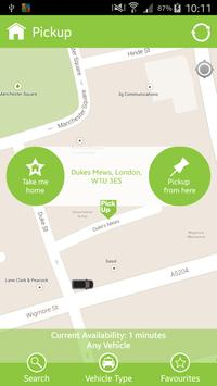 Thriev Electric Taxi London screenshot 1