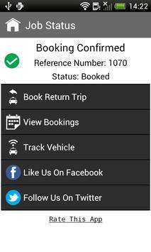 OnTime Taxi apk screenshot