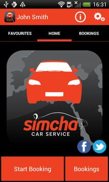 Simcha Cars poster