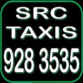 SRC Taxis Liverpool icon