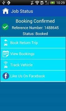SRC Taxis Liverpool screenshot 3