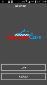 Advance Cars poster