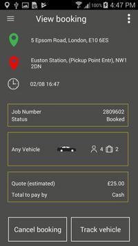 Advance Cars Ltd apk screenshot