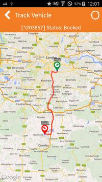 KVC LONDON MINICABS & TAXIS screenshot 4