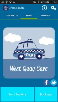 West Quay Cars poster