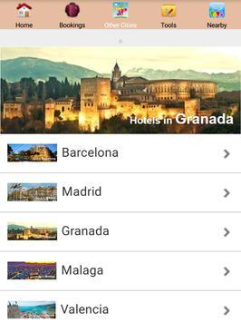 Cordoba Hotels apk screenshot